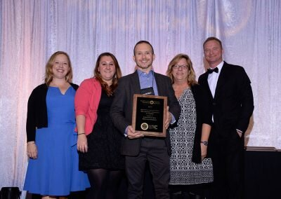 Best Digital Campaign Award -- Waterfront Weddings at CBMM, Chesapeake Bay Maritime Museum