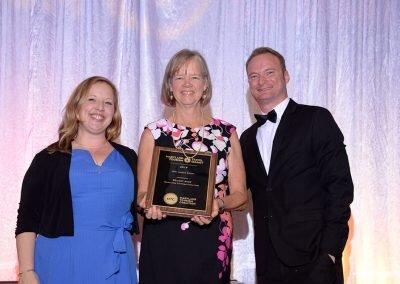 MTC Judge's Award, Stuart Rice, Maryland Tourism Coalition