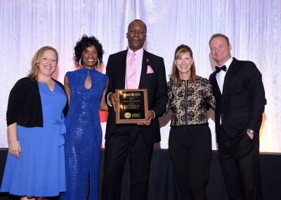 Tourism Person of the year Michael Haynie, Parkway Management and Consulting